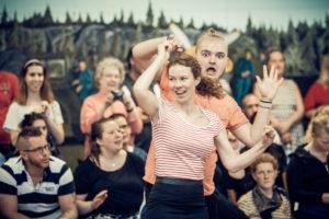 Bugg tävlingsträning @ Stora Salen