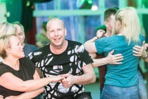 Socialdans @ Stora & lilla salen